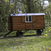 Rates for our Shepherds Huts by the day and week