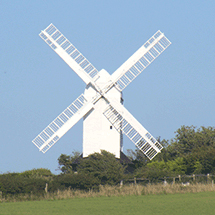 Jack and Jill Windmills